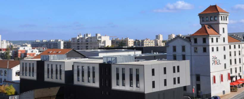 Rencontre Lyon – Pole Pixel