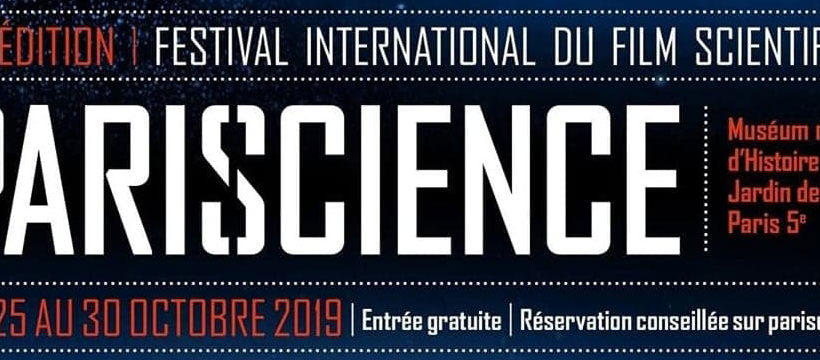 Rendez-vous au festival Pariscience !
