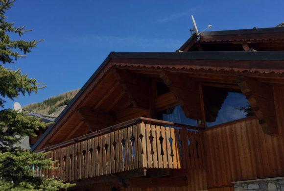 Atelier 7 : Résidence d'été au cœur des Alpes